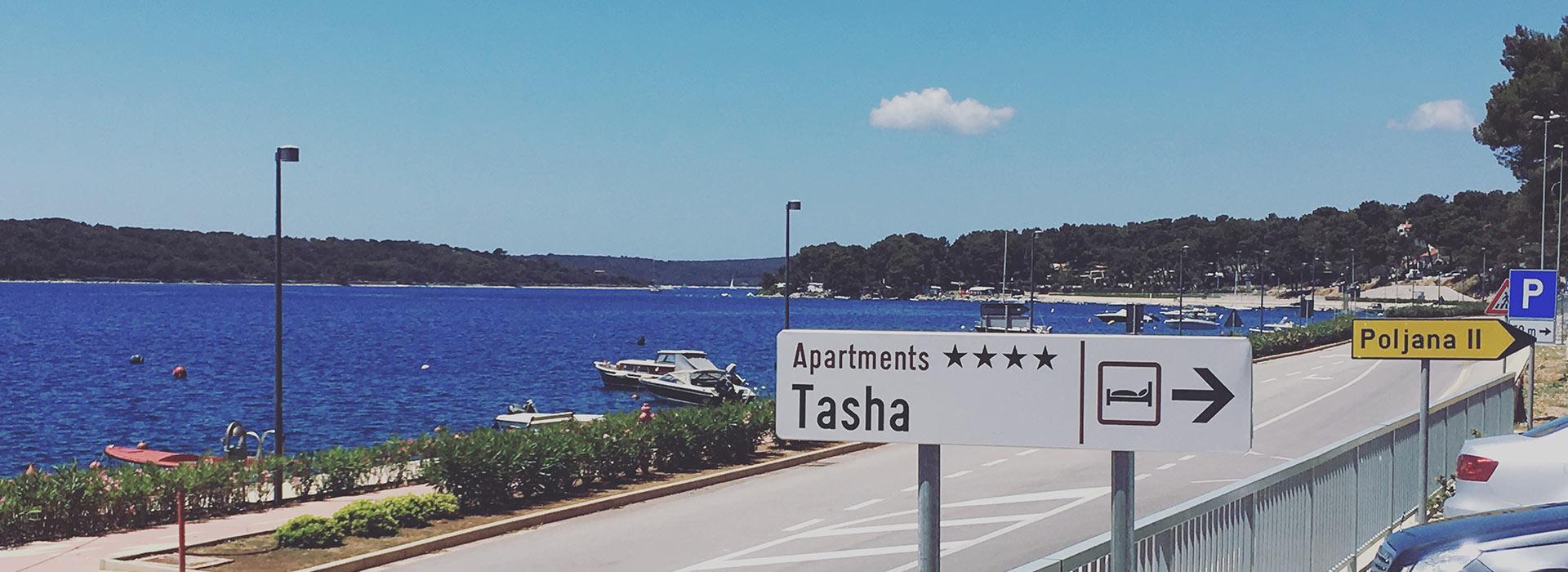 Apartments Tasha | O nama
