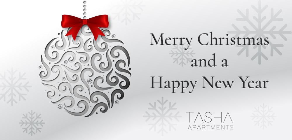 Apartments Tasha | Sretan Božić i Nova Godina